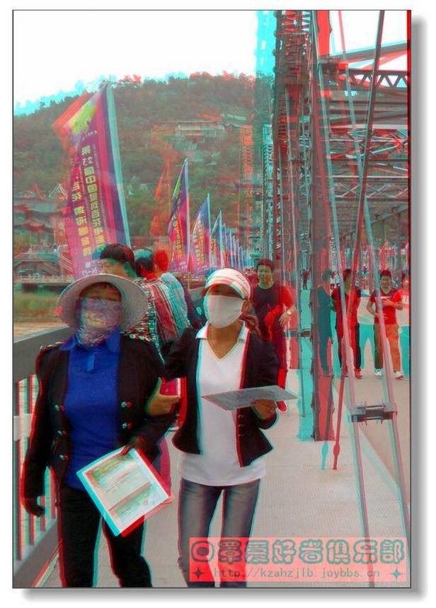 【原创】铁桥上抓拍-1