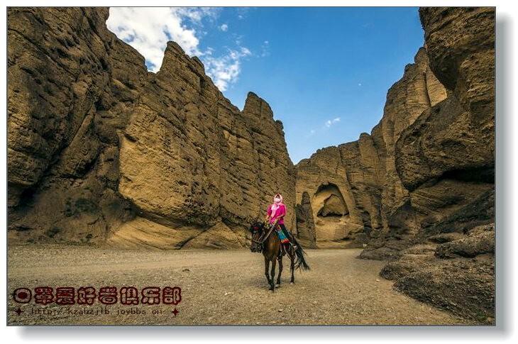 摄影:黄河石林风景-2
