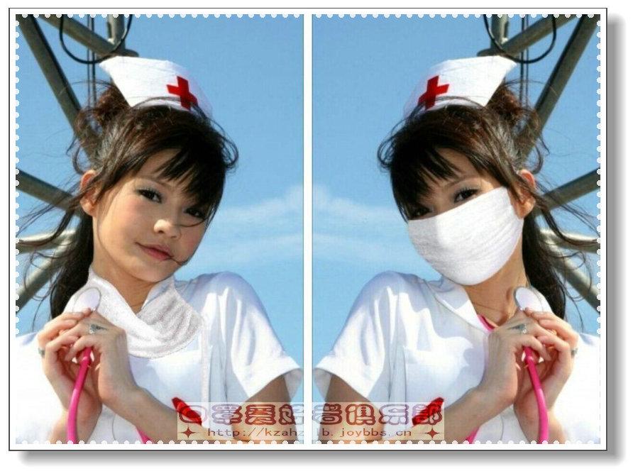 魅力小护士