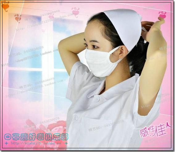 口罩模特-4