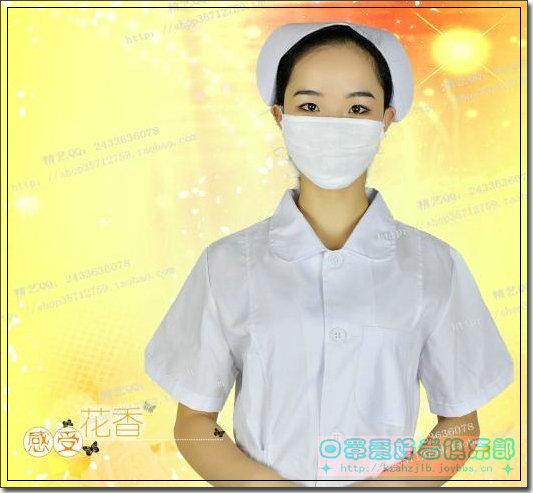 口罩模特-2