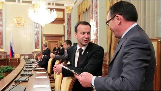 俄国副总理德沃尔科维奇申明俄国不会用转基