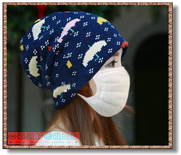 【原创】戴嘟嘟帽的女孩