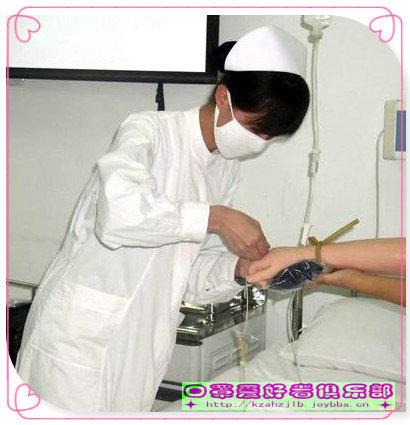 医院里的女护士-2