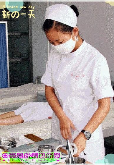 医院里的女护士-3