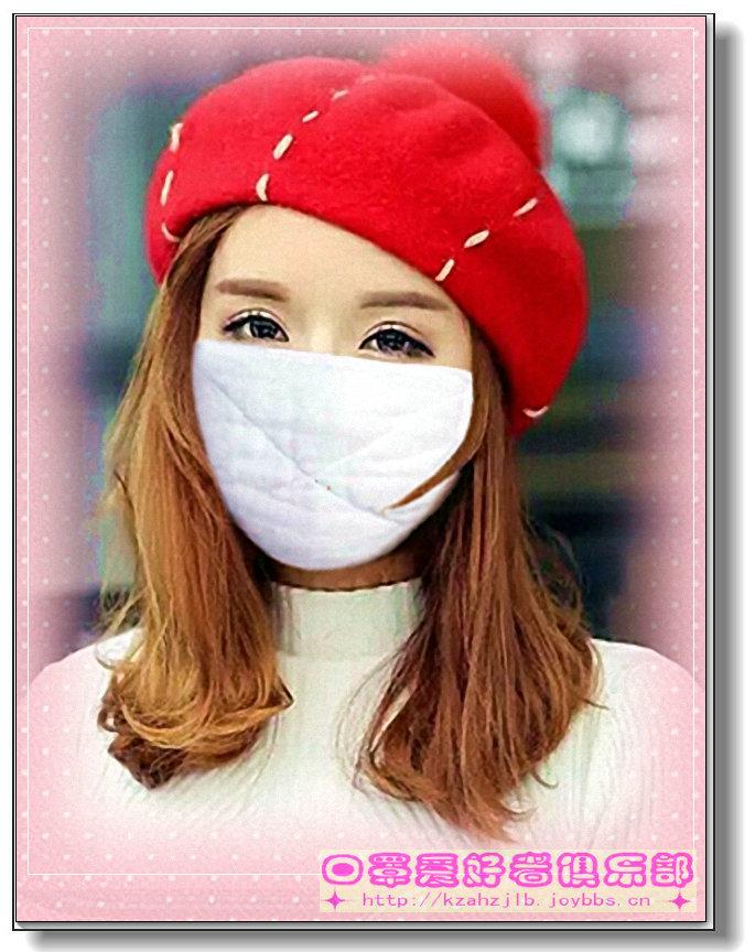 【原创】红色贝蕾帽