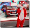 【原创】车展上的卡通兔-3