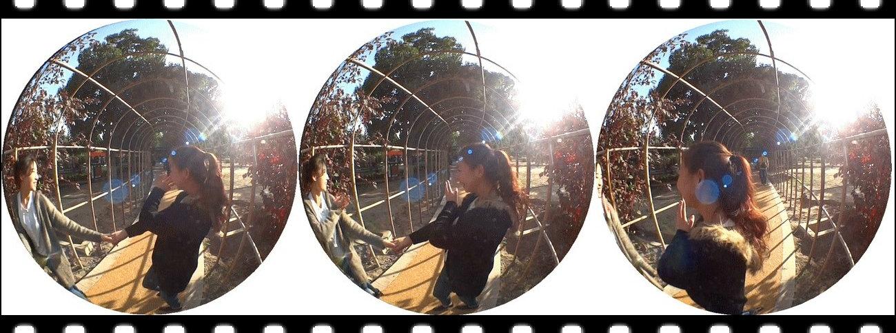 【原创】女孩与蜘蛛网隧洞-截图
