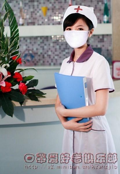 【原创】美女护士-4