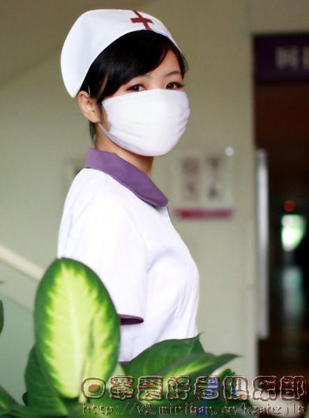 【原创】美女护士-1