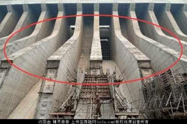 1、三峡大坝泄洪道孔