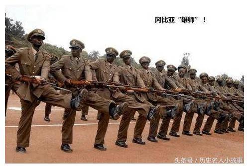 4、冈比亚的国家军队