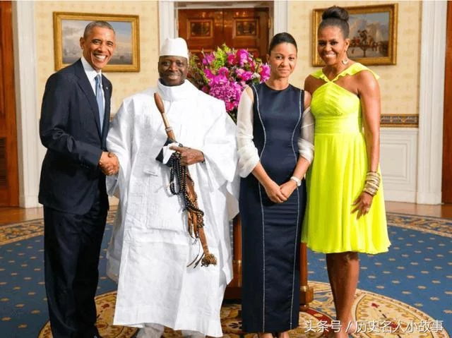 3、大国和小国两总统