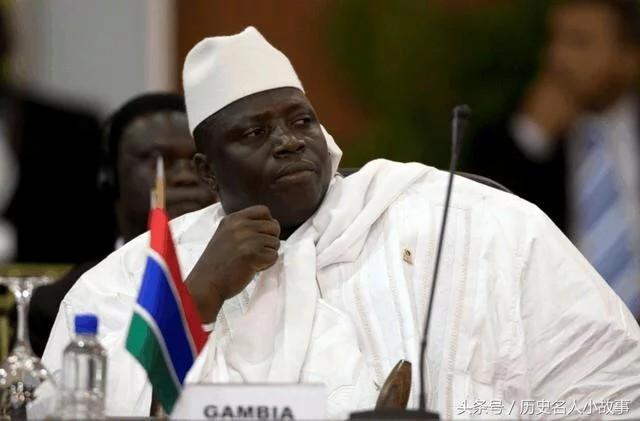 2、冈比亚d总统