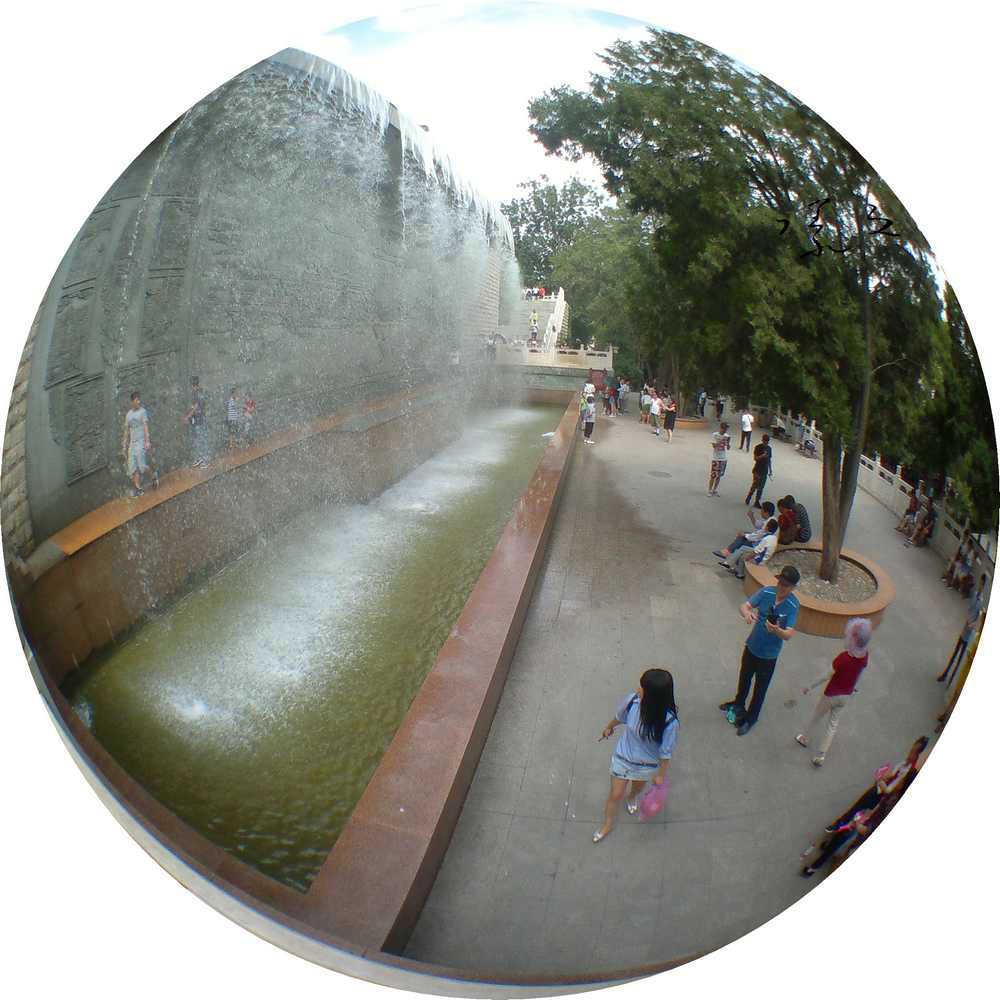 【原创】水景瀑布-2