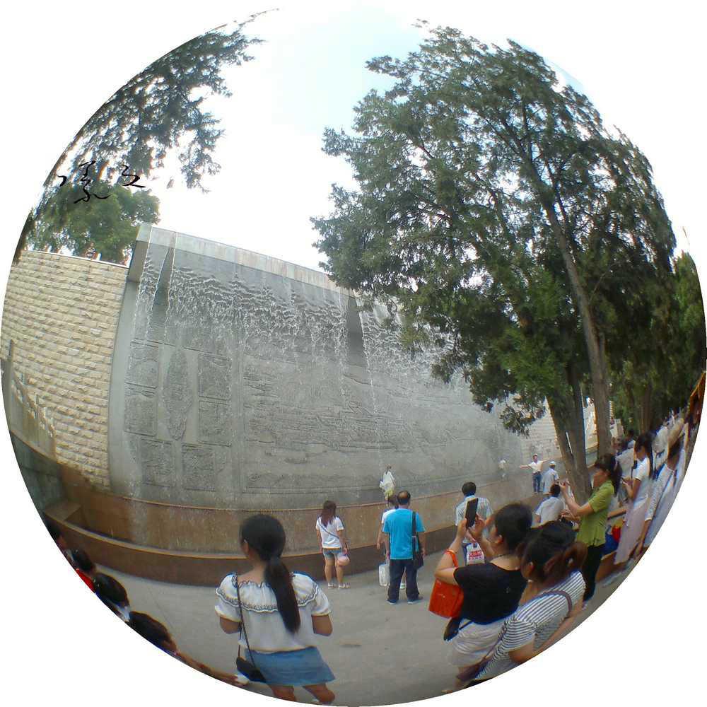 【原创】水景瀑布-3