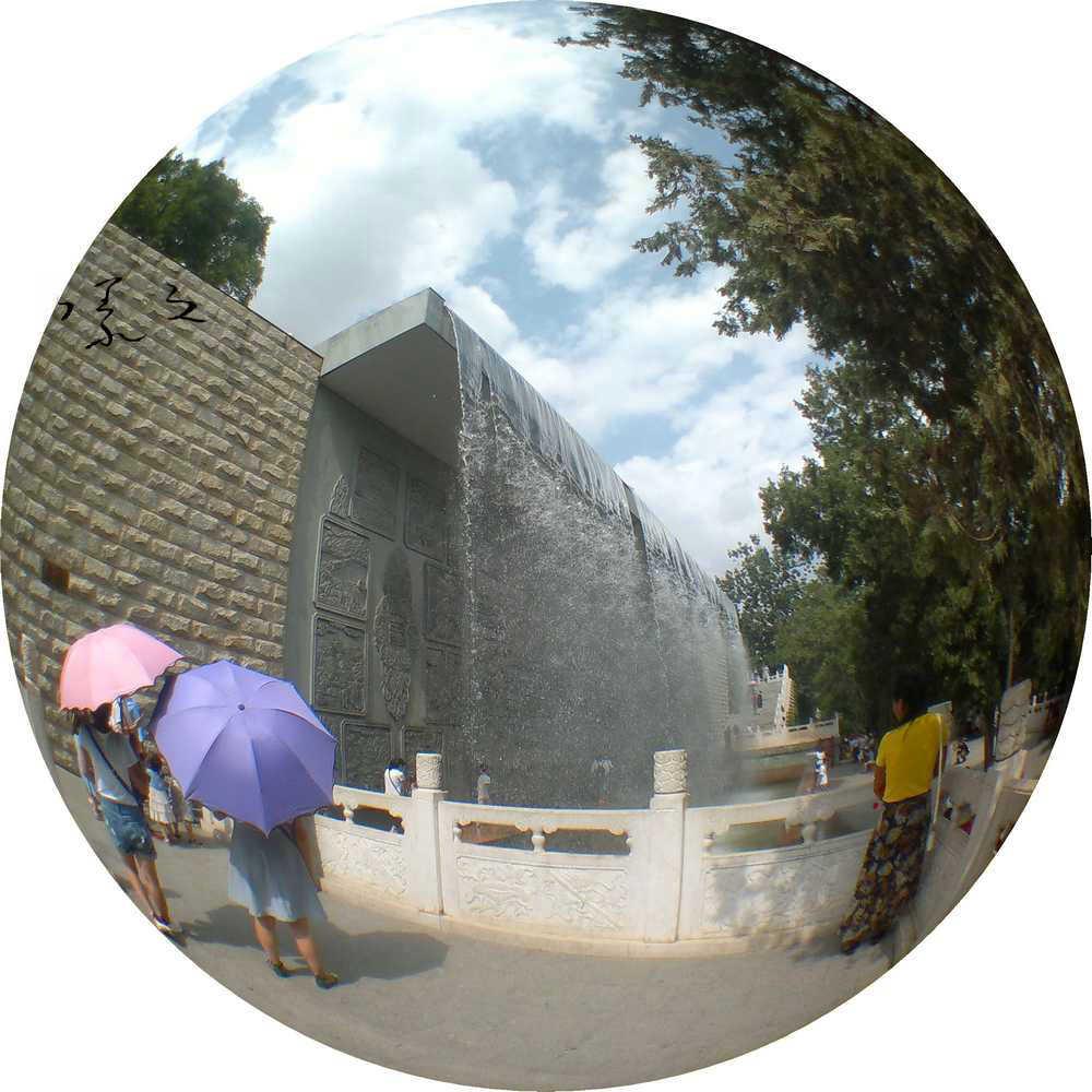 【原创】水景瀑布-1