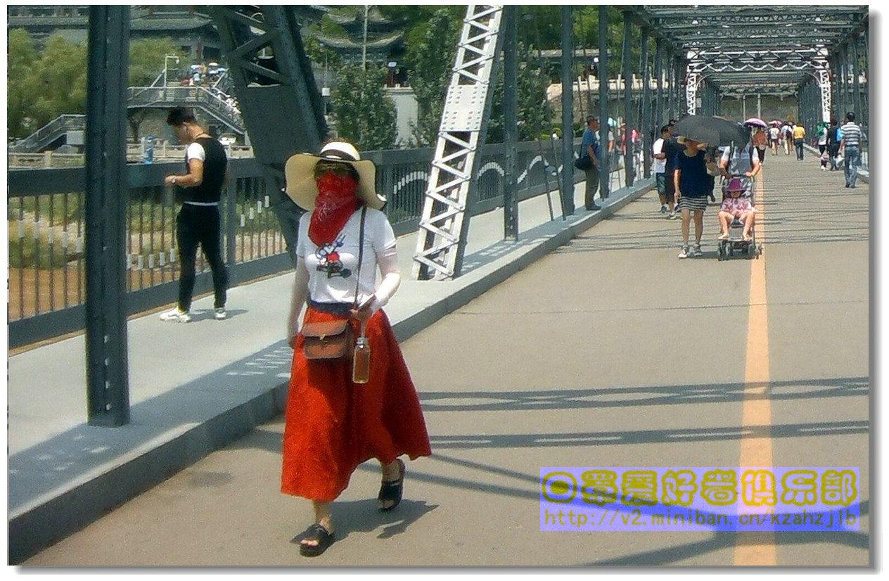 【原创】红巾蒙面的女士-4