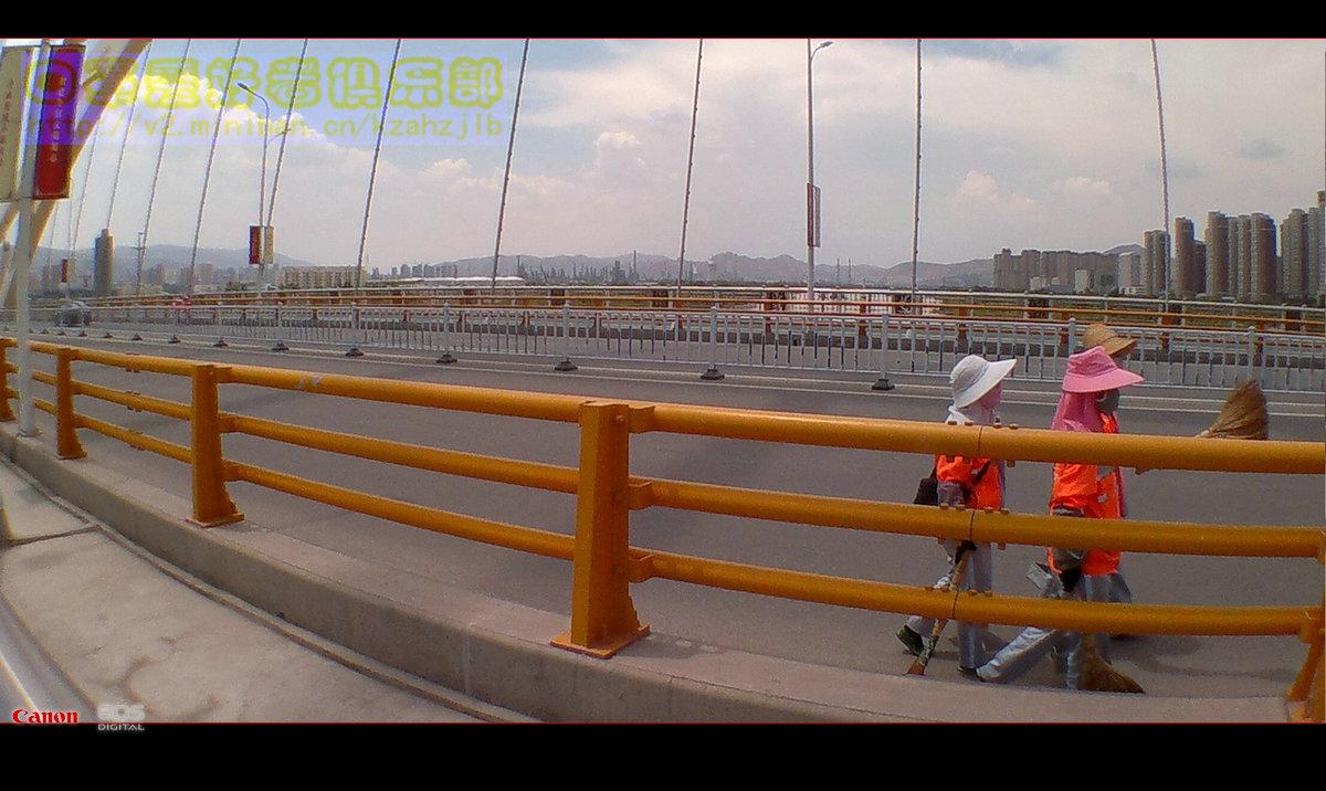 【原创】新桥上的清洁工-4