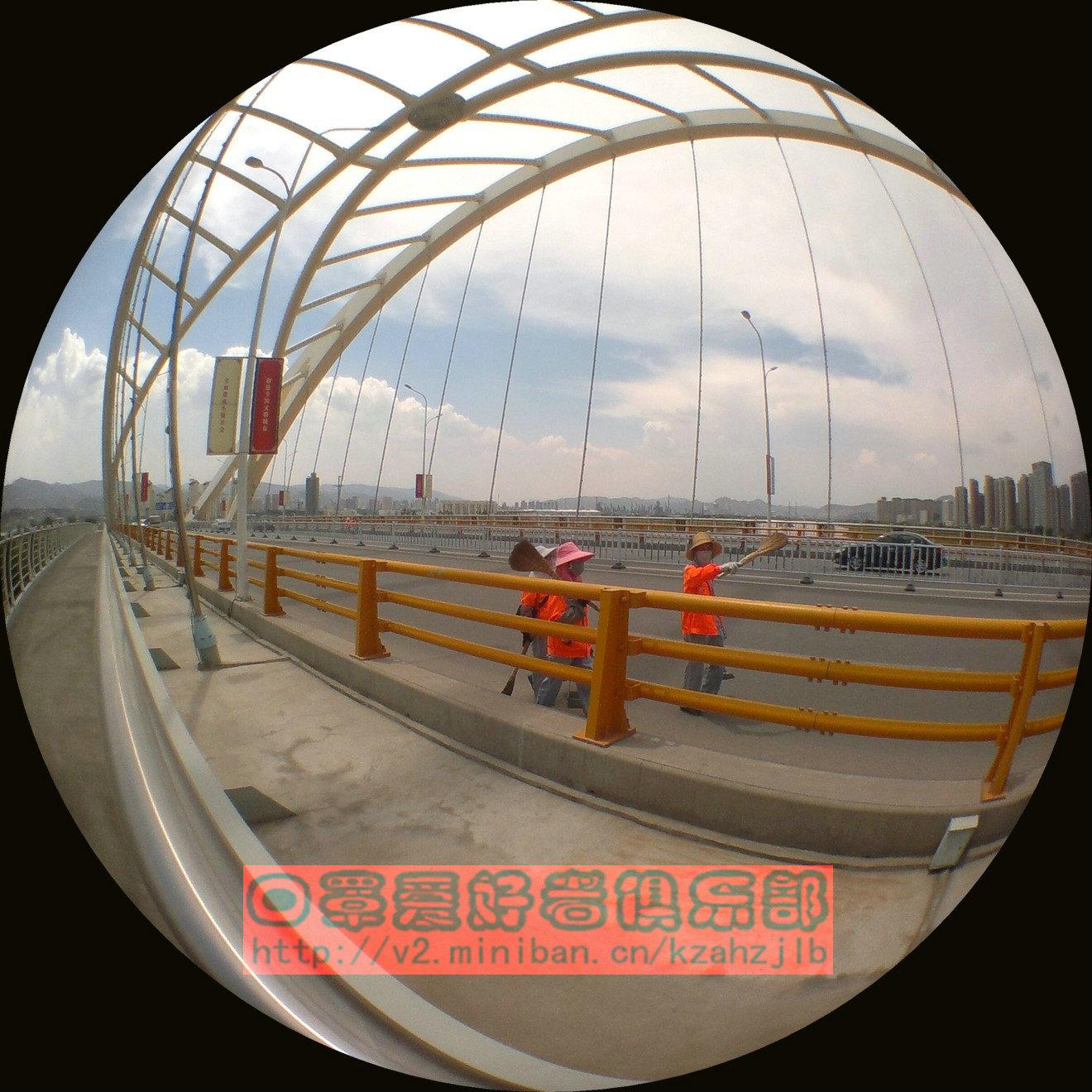 【原创】新桥上的清洁工-5