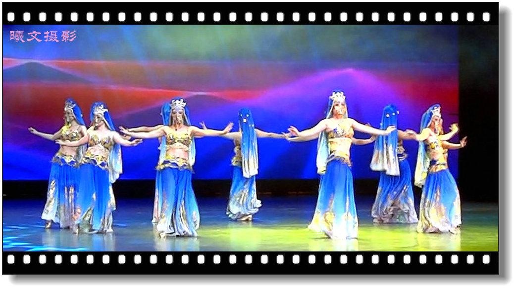 【原创】舞蹈 - 印巴风情-3