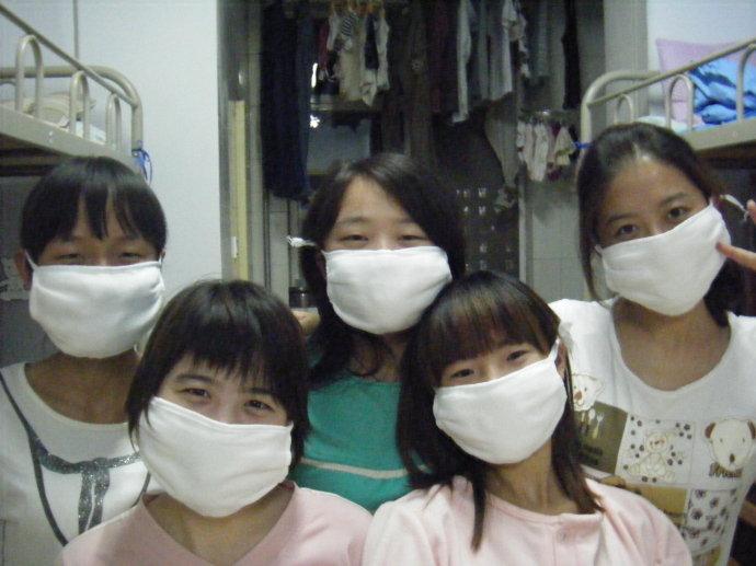 【转】我们的口罩秀 - 3