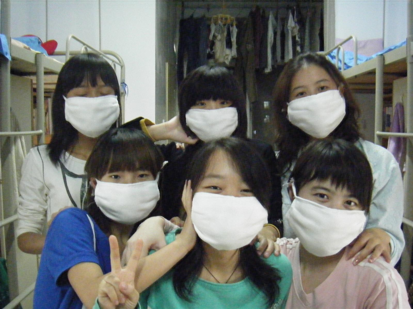 【转】我们的口罩秀 - 4