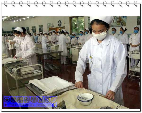 【帖图】护士工作组图 -4