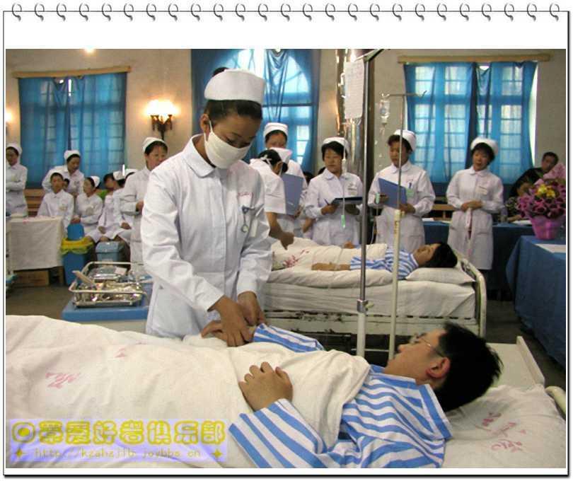 【帖图】护士工作组图 -1