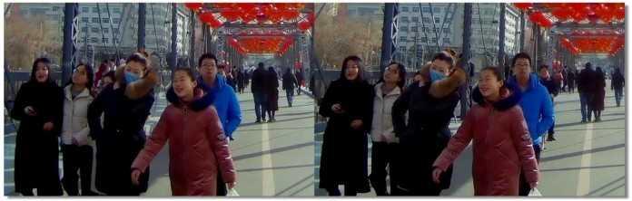 【原创】迎接新春的黄河桥 -2
