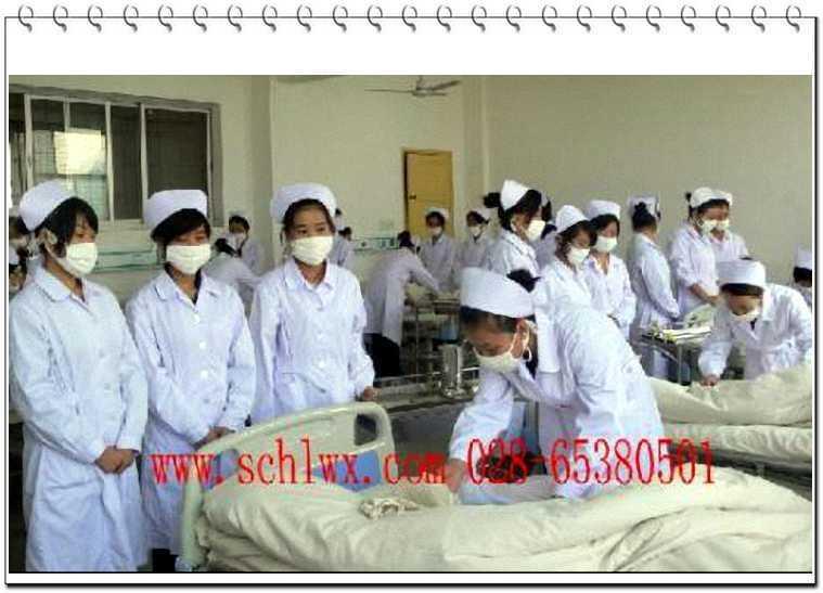 【帖图】护士工作组图 -2