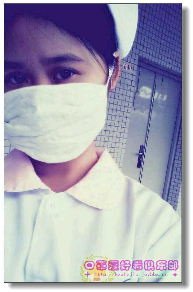【贴图】一个小护士
