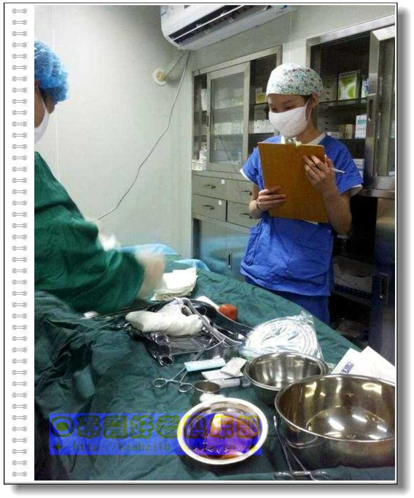 【原创】工作中的护士-2