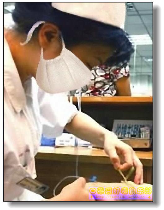 【原创】工作中的女护士