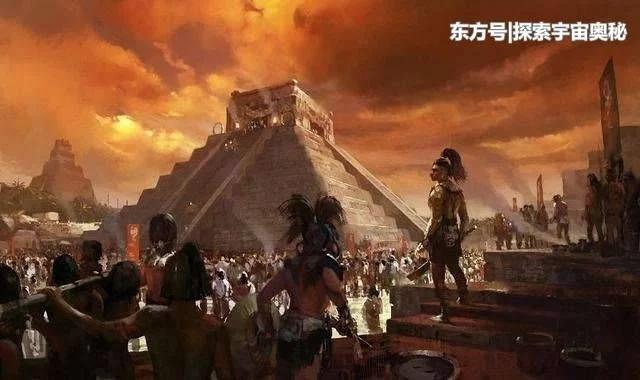 图3 玛雅文明遗迹