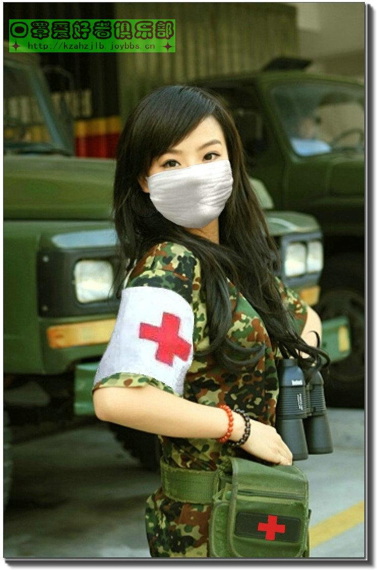 【原创】军中医护兵 -1