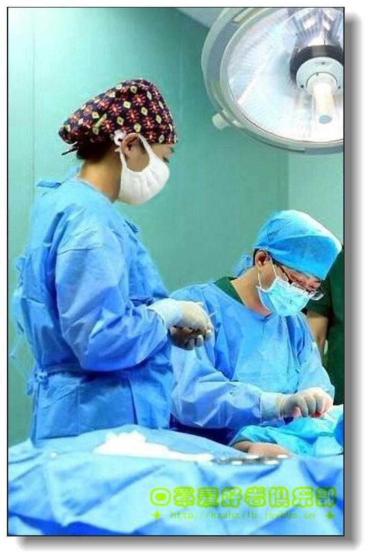 【原创】手术室护士