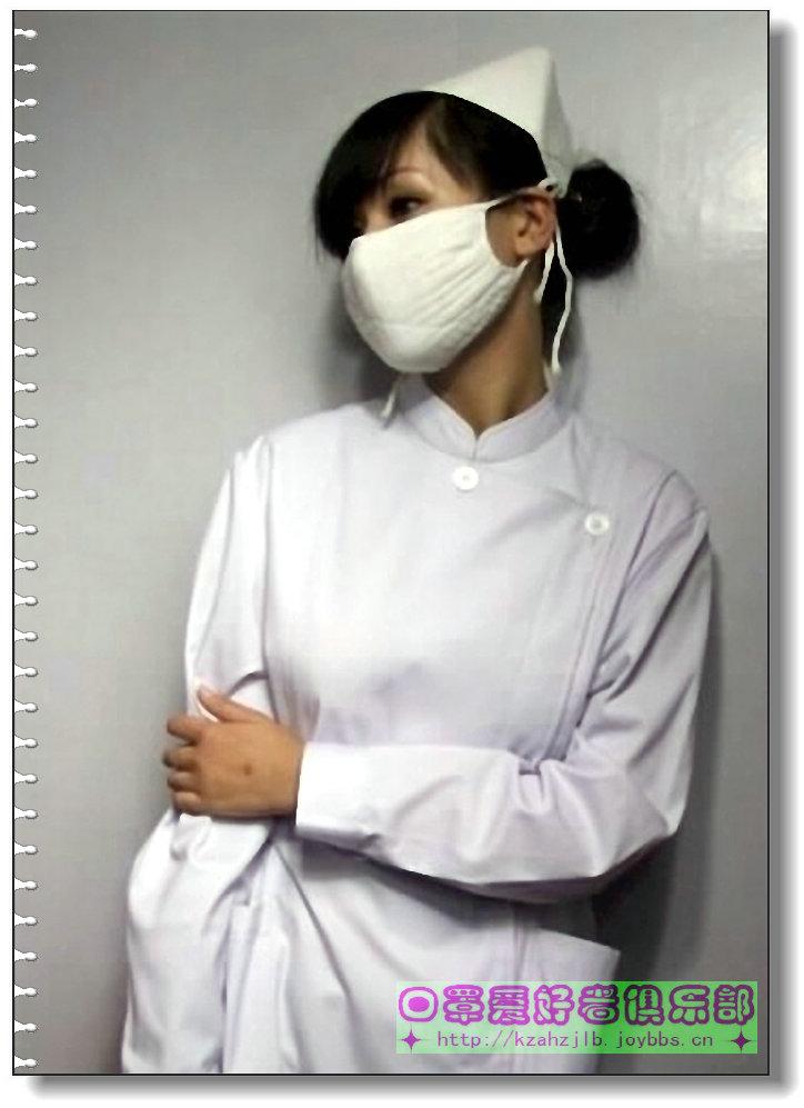 【网图】口罩模特-护士  4