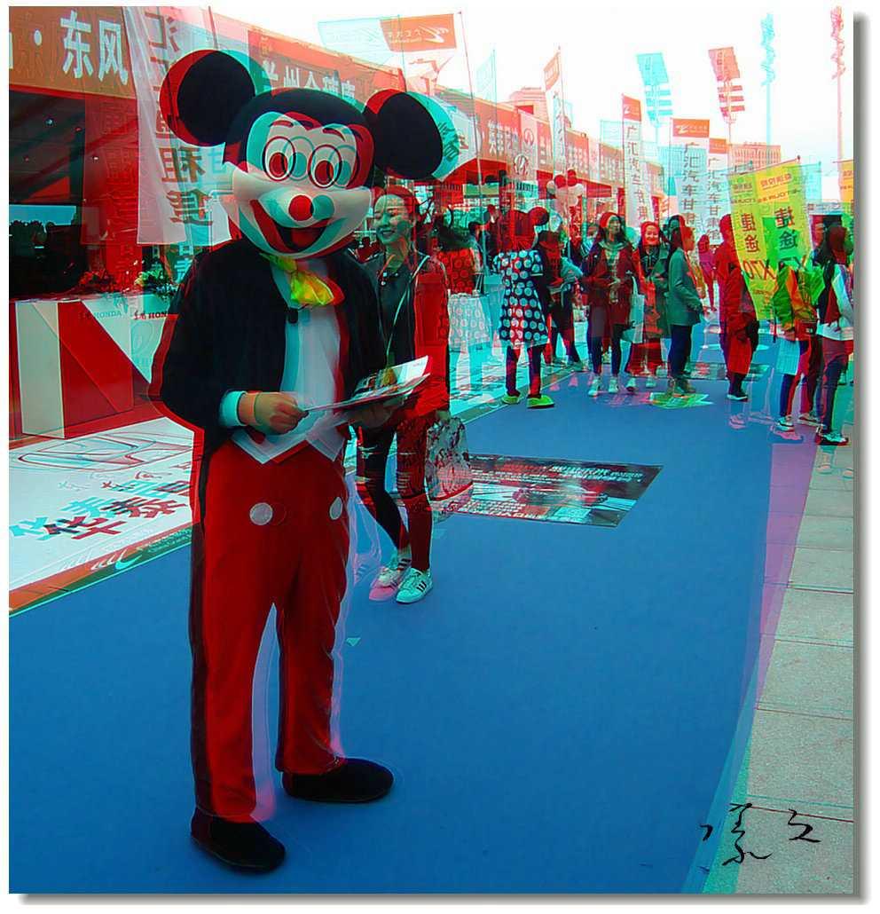 【原创】米老鼠爸爸 -2