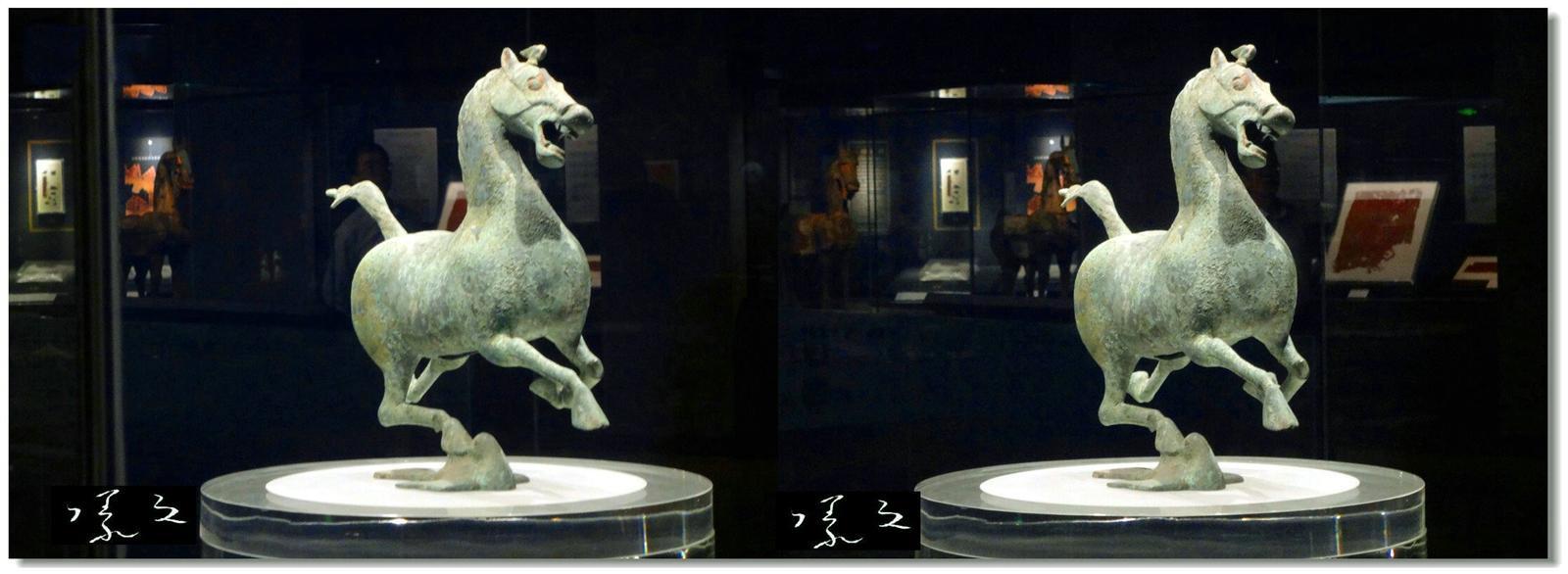 【原创】国宝级文物铜奔马 -2