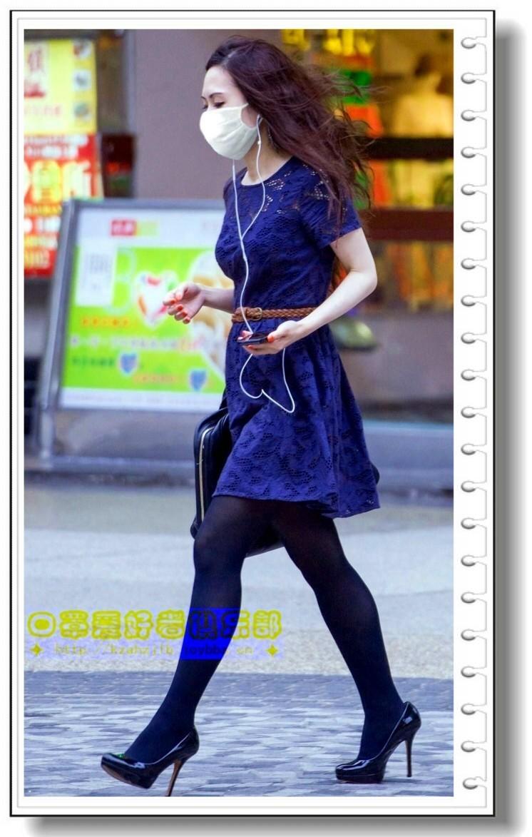 【原创】走在街头的女士