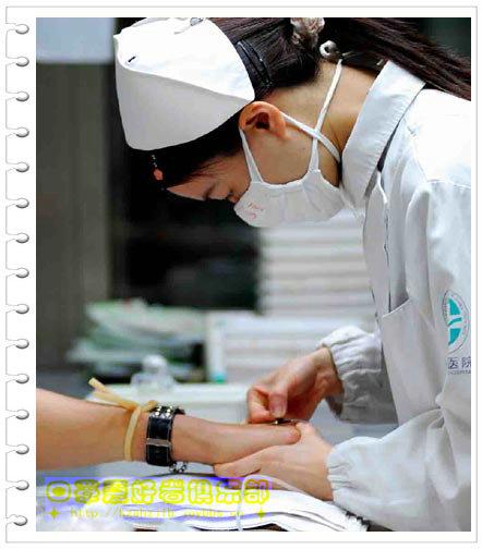 【贴图】护士工作组图 -4