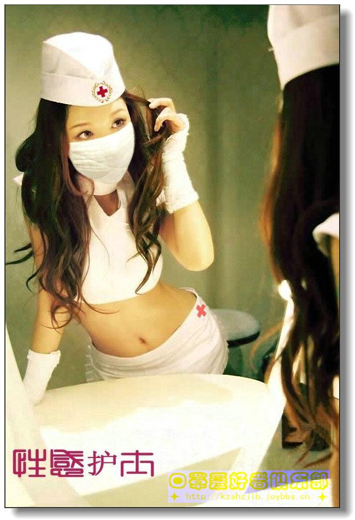 【原创】时尚女护士