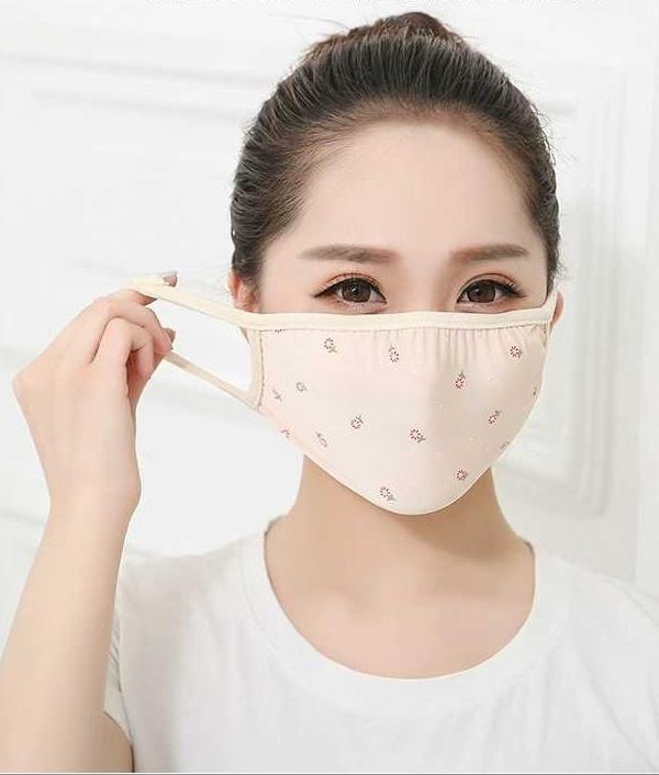 【贴图】口罩美女 -3