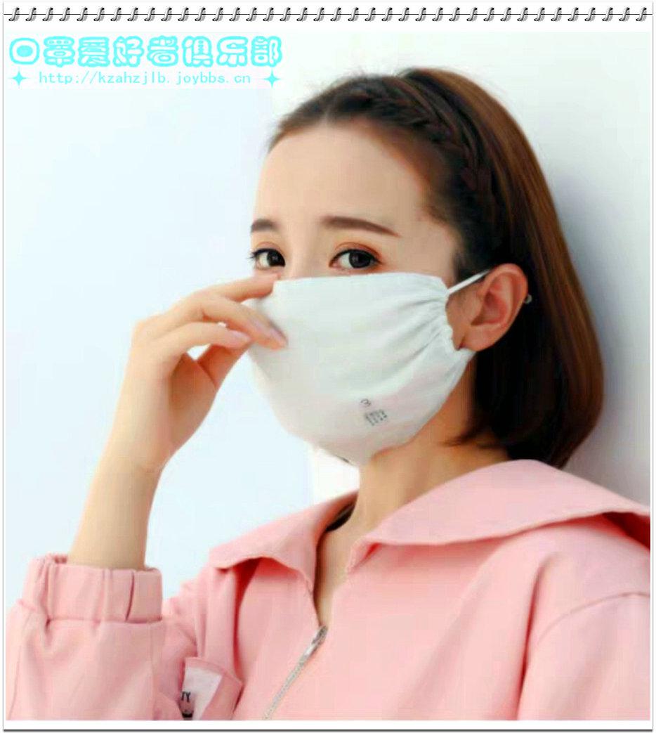 【贴图】美女-口罩-广告 (3)