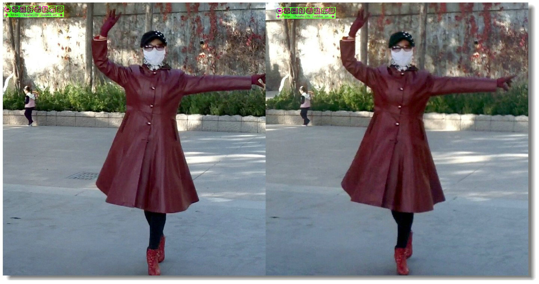【原创】公园里的舞蹈者 -2