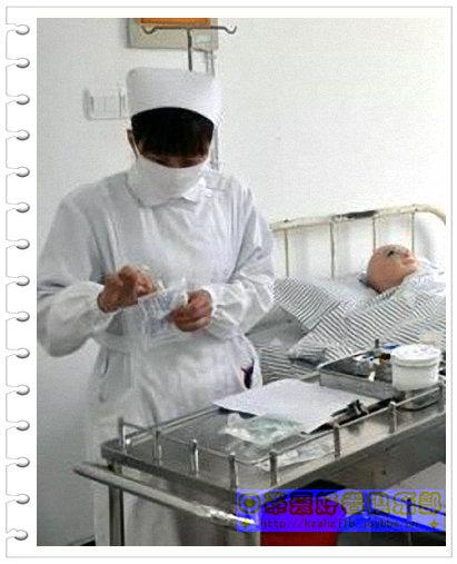 【贴图】医护工作组图 -1