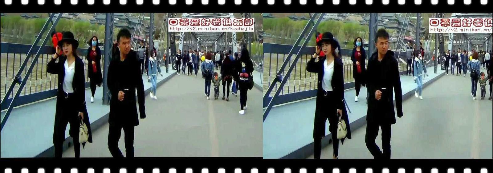【原创】铁桥上的游人 -截图1