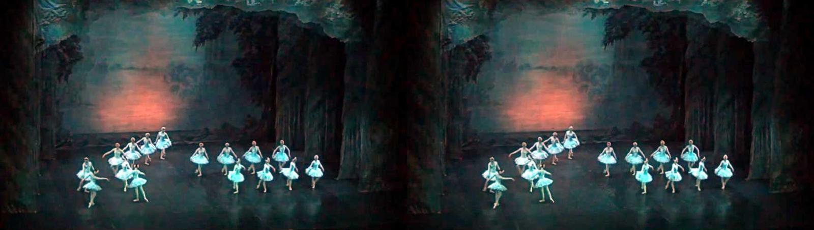 【原创】芭蕾舞剧《天鹅湖湖》截屏2