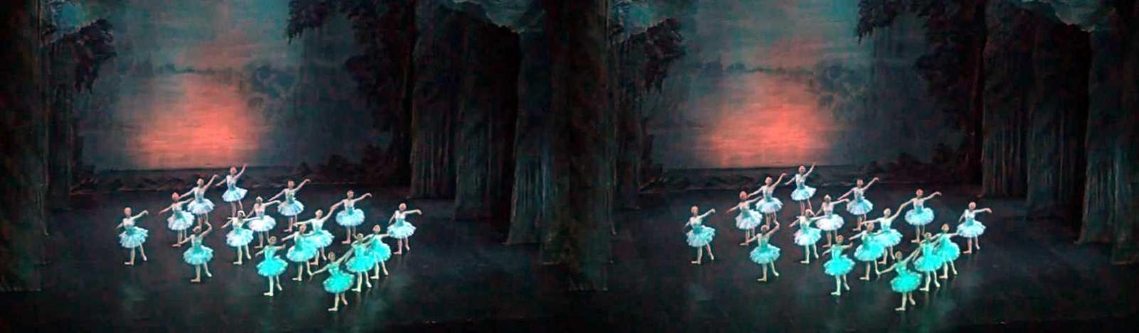 【原创】芭蕾舞剧《天鹅湖湖》截屏3